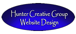 Website Design by Hunter Creative Group